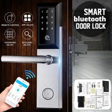 Steel, Door, doorlock, Home & Living