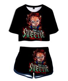 sexycrop, Tees & T-Shirts, 3dshirt, Shirt