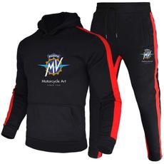 Men, sweat suit, track suit, Hoodies+Pants