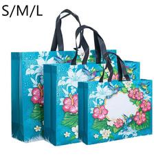 reusablebag, Flowers, Totes, Bags