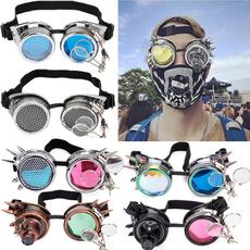 rainbow, steampunkgoggle, Fashion, coolgoggle