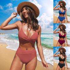 Moda, Swimming, bikini set, Bikini swimwear