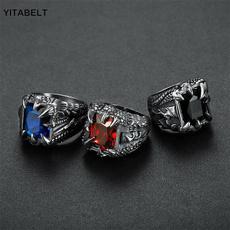 dragonclawring, ringsformen, Stainless Steel, Gifts For Men