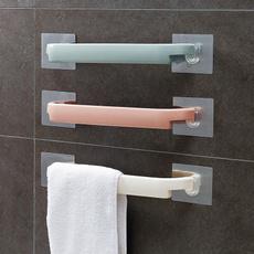 toilet, Bathroom, wallmounted, Towels