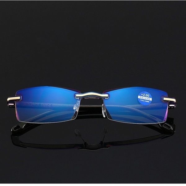 bluelightlen, Fashion, comfortableglasse, elderlyglasse