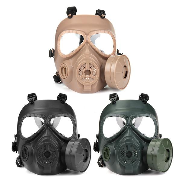 respiratormask, eye, Helmet, Masks