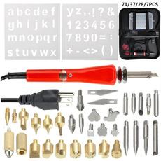engraving, solderingirontool, Electric, pyrographypenset