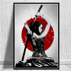 Wall Art, Home Decor, Posters, Japanese