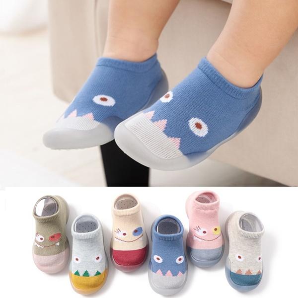 non-slip, Slip-On, babysock, Baby Shoes