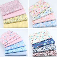 Cotton fabric, Flowers, Fabric, Patchwork