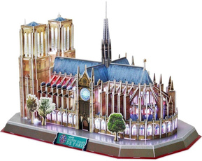 Paris, Toy, led, Gifts