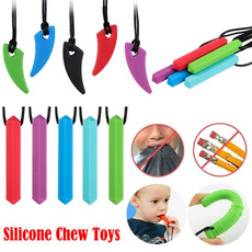 siliconenecklace, Toy, chewtoy, babyteethingtoy