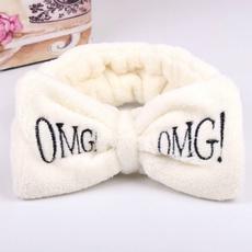 Fleece, omg, headwear, Coral