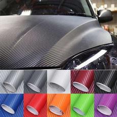 Car Sticker, Fiber, vinyl sticker, carbon fiber