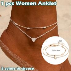 Heart, Jewelry, Chain, Women jewelry