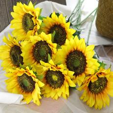 Decoración, Flowers, Sunflowers, Belleza