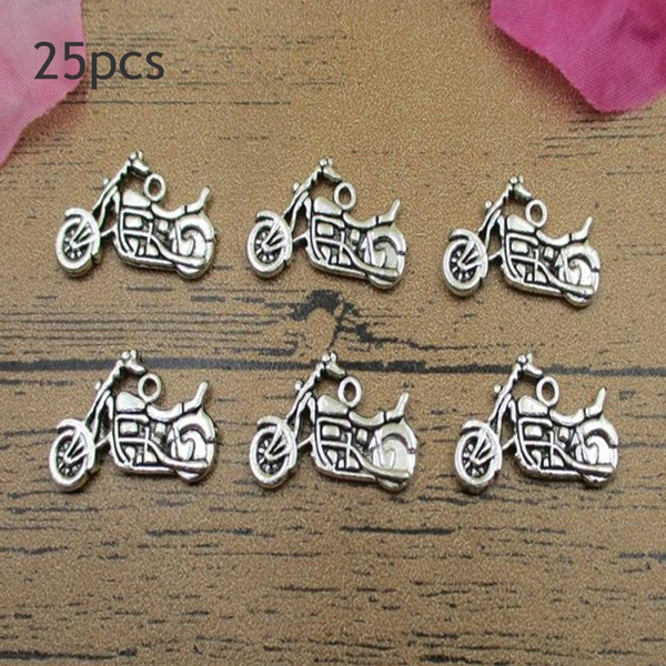Antique, Motorcycle, Jewelry, Earring