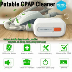 medicalequipment, disinfector, cpapcleaningdevice, portablecpapcleaner