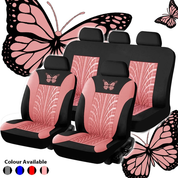 butterfly, carseatcover, Fashion, carseat