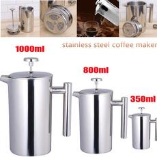 presscoffeepot, doublewallcoffeemug, Coffee, coffeepot