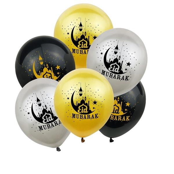 islamicballoon, Decor, happyramadan, partydecorationsfavor