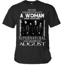 supernatural15season, Woman, august, Birthday Gift