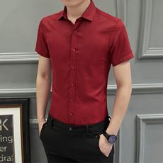 Summer, Fashion, Shirt, solid