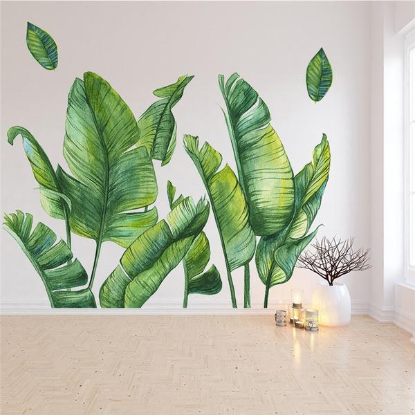 Plants, art, Home Decor, Stickers