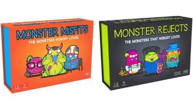cardgamesforadult, Gift Card, horriblecard, monsterreject