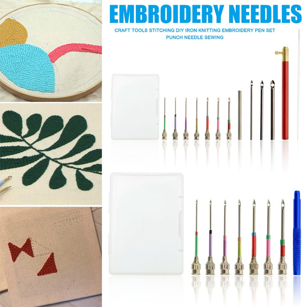 forembroideryflosspokingcros, embroiderytool, Embroidery, Home