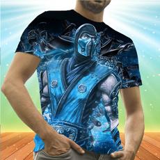 mortalkombat11, Funny T Shirt, Cosplay, mortalkombat