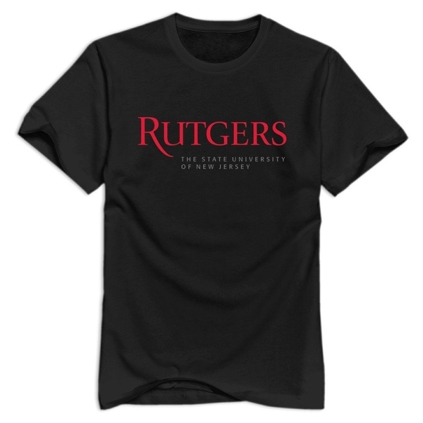THE STATE UNIVERSITY OF NEW JERSEY RUTGERS T-SHIRT