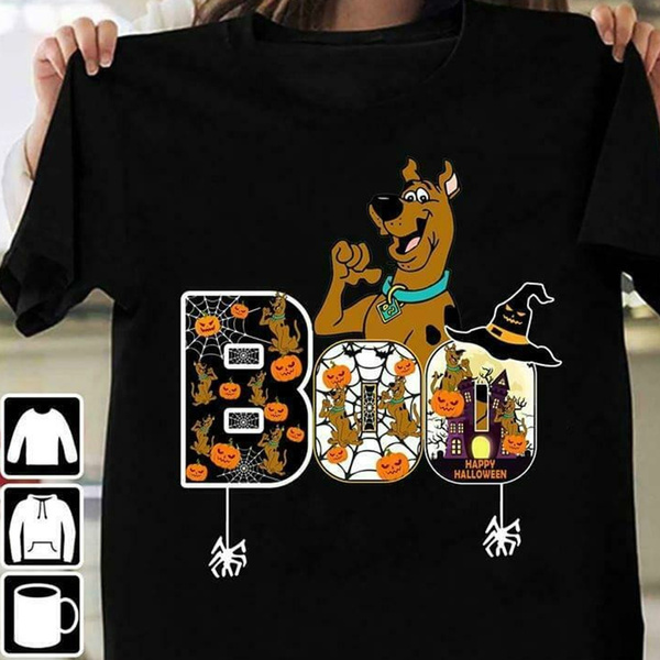 happyhalloween, Fashion, Shirt, scoobydoo