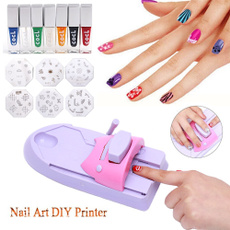 Machine, Nails, Design, nailstamper
