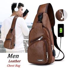Exterior, usb, Casual bag, mens backpack