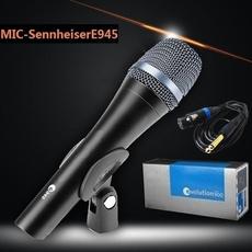 sennheisere945, Microphone, supercardioidmicrophone, sennheisermicrophone