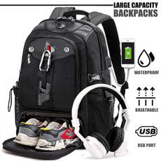 travel backpack, Laptop Backpack, Capacity, usb