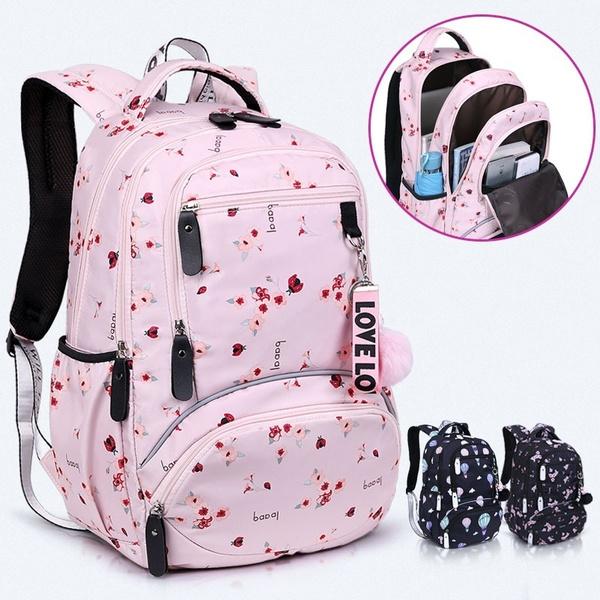 student backpacks, cute, School, waterproofcomputerbag
