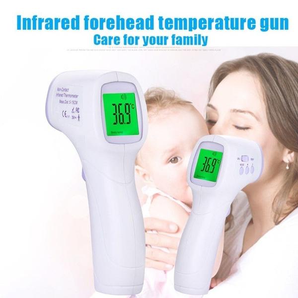 lcdthermometer, handheldthermometer, irthermometer, digital