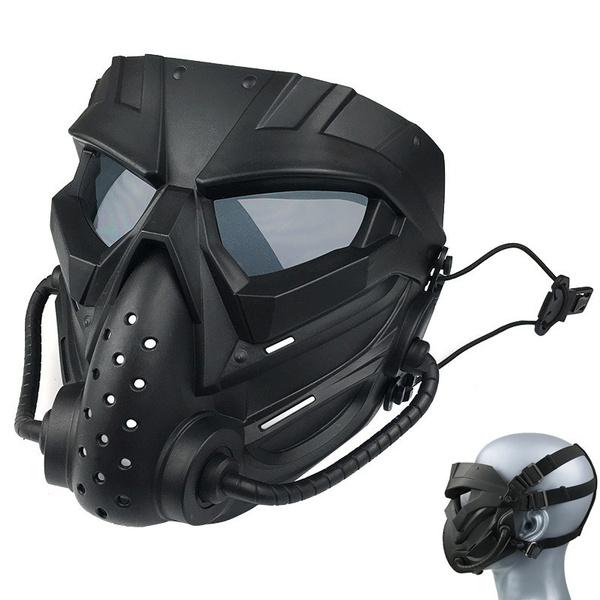 Helmet, Tactical Sun Glasses, motorcyclemask, Combat