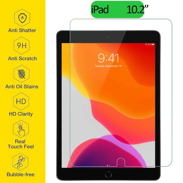 iPad/Tablet/eBook Accessories, temperedscreenprotector, Apple, Glass