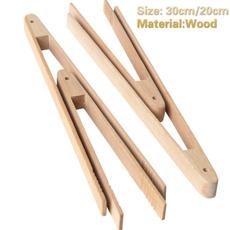 Kitchen Tools & Gadgets, bambootong, Tongs, Cooking Tools
