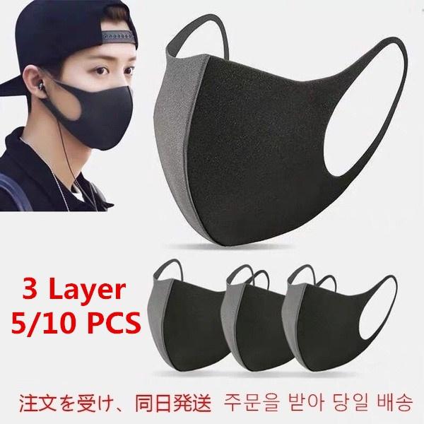 medicaltool, Fashion, mouthmask, Breathable