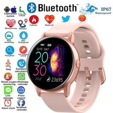 Heart, smartwristwatch, Fashion, Touch Screen