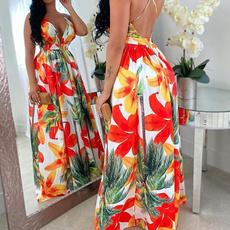 Moda masculina, Floral print, Evening Dress, Vestidos
