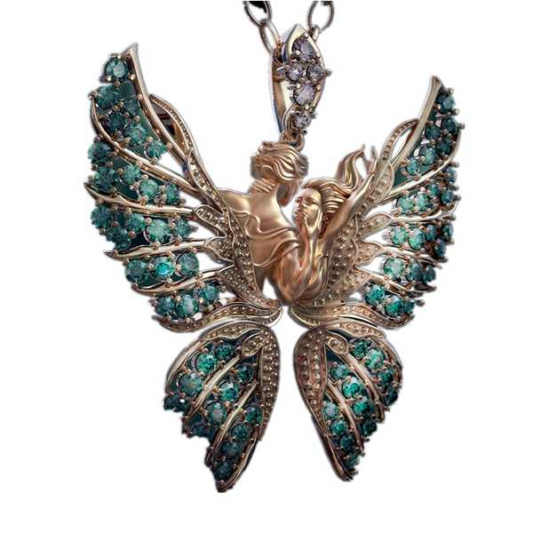 Fashion, Angel, Fashion Accessories, DIAMOND