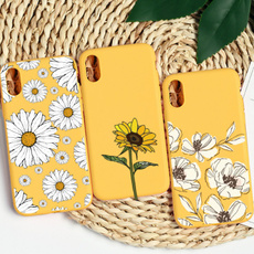 case, xiaomiredmicover, Sunflowers, samsunga70case