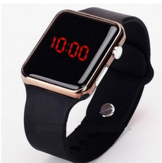 LED Watch, led, Waterproof Watch, Clock