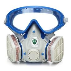 respiratormask, fullfacerespirator, protectivefacepiece, safetymask
