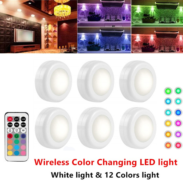 colorchanging, Remote, lednightlight, walllight